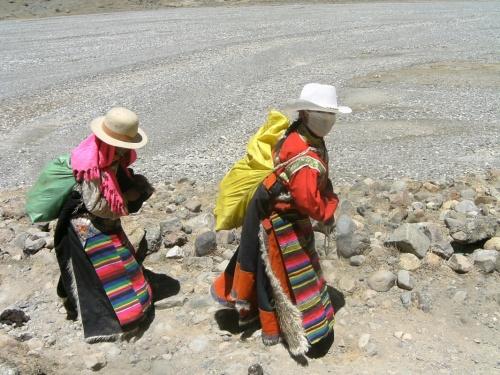 Это не мексиканки, это тибетки :0)