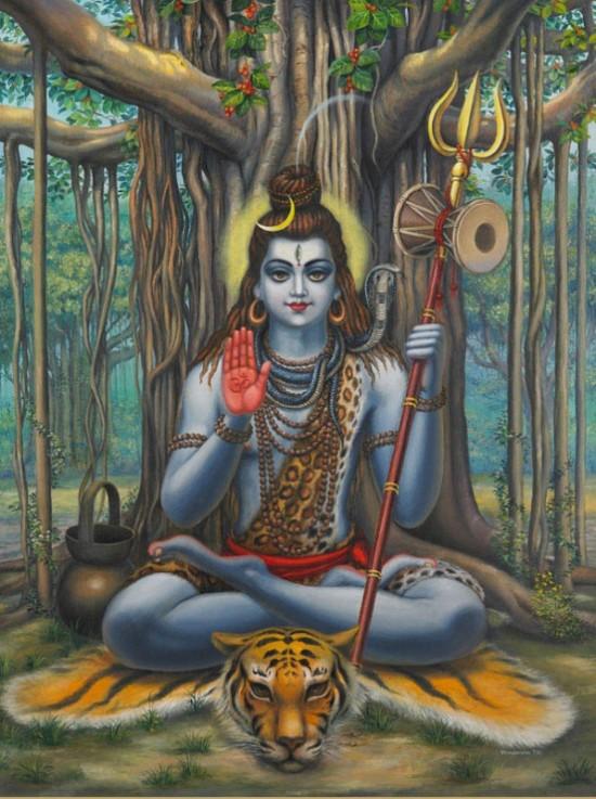 Ашешвара Шива