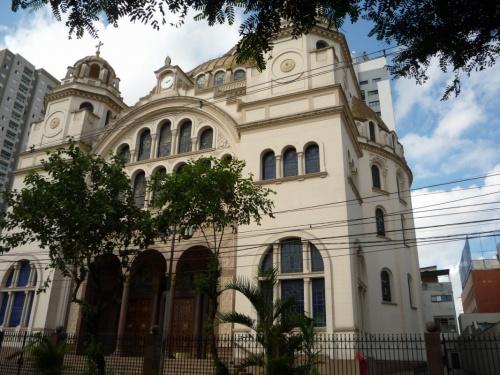 тот самый Катедраль ортодокса. (т.е. православный)