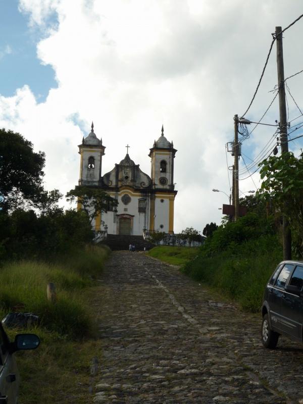 дорога к храму :)