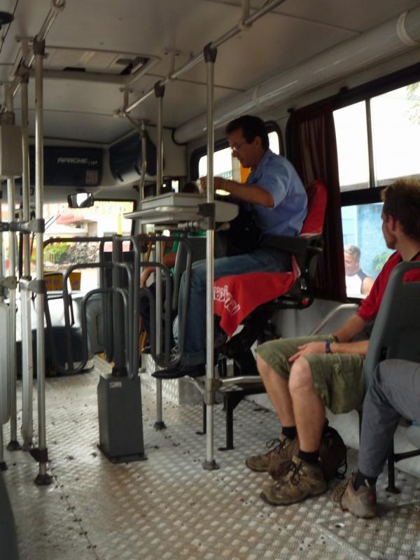 бразильский автобус