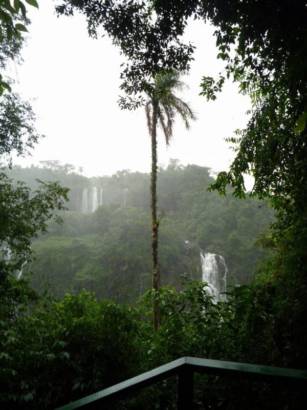 Водопады Игуасу. Бразилия.