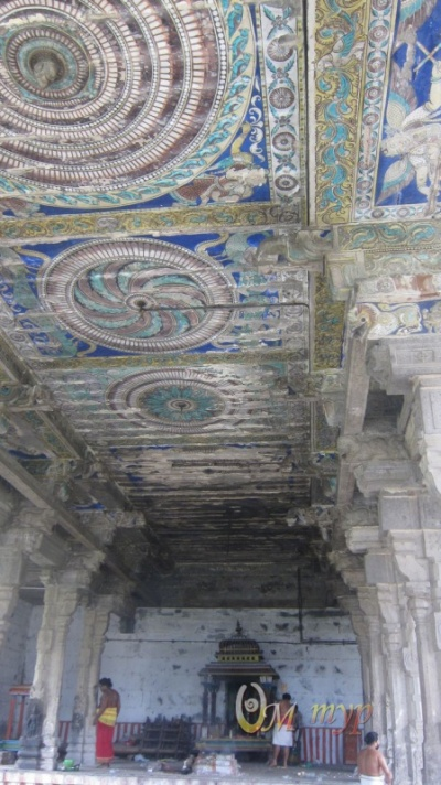 Храм, по преданию построенный братьями Пандавами