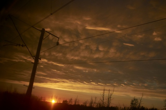 Закаты Огромной