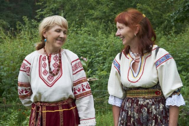 Языческие бабушки