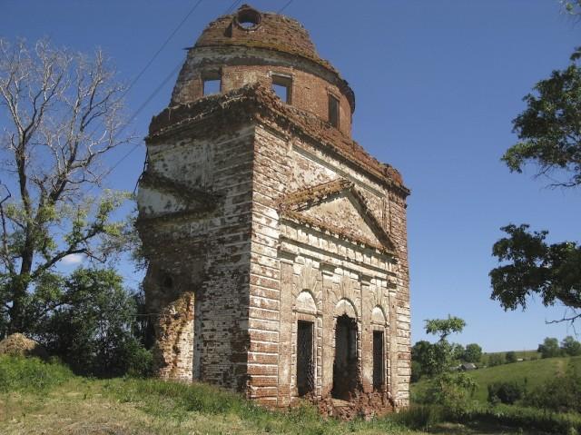 Храм в деревне Козлово