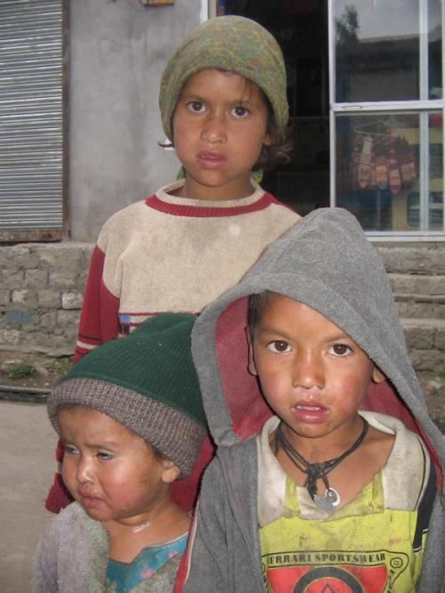 дети Кейлонга