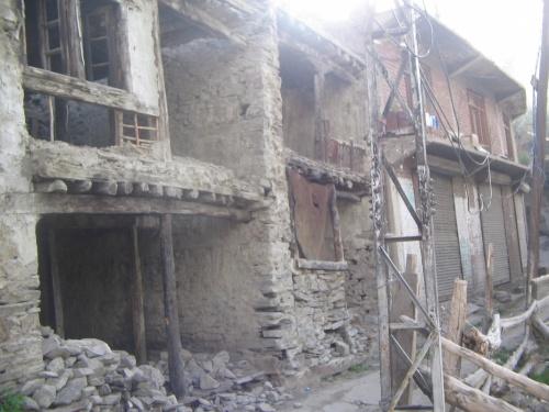 старые дома Нижнего Кейлонга