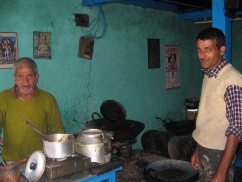 в дхабах варят 5-тирупиевый чай