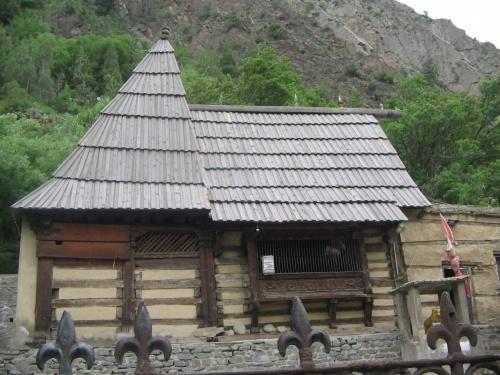 Mrikula Devi Templ