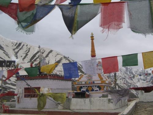 Kumzum La stupa