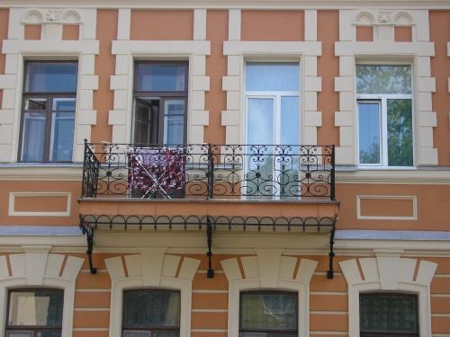 дом на Конюшенной ул.