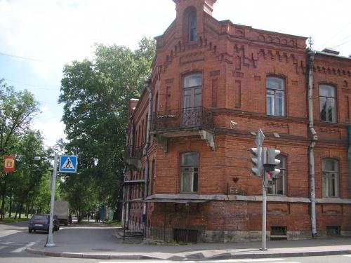 здание бывшей телефонной станции