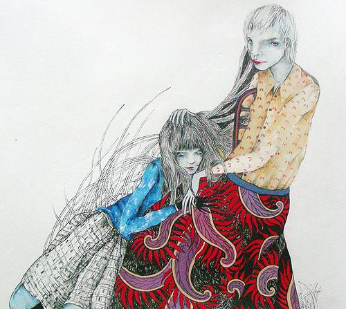 рисунок Алины