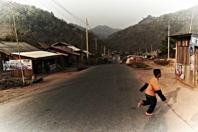 Лаос 5