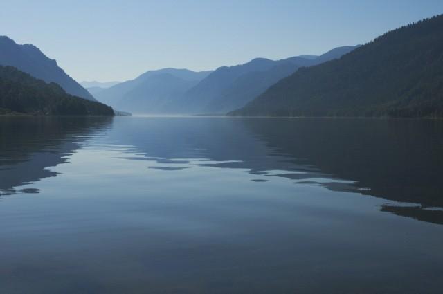 Телецкое озеро: Настроение №50