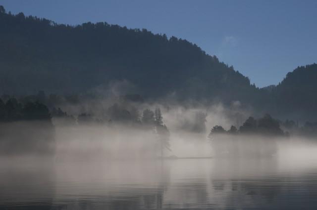 Телецкое озеро: Настроение №46
