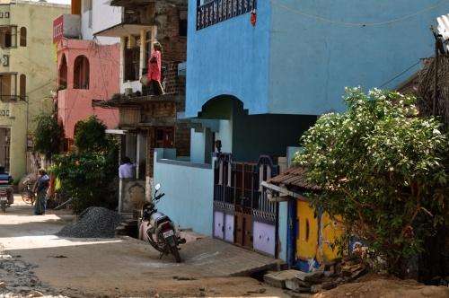 Тируваннамалаи. Улица города