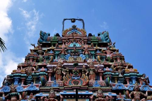 Тируваннамалаи. Ворота храма