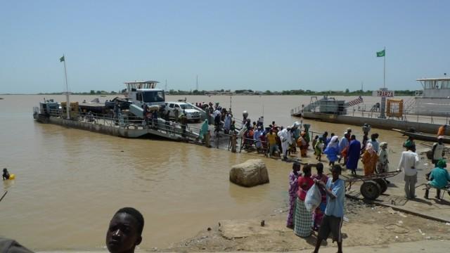 Паром в Сенегал