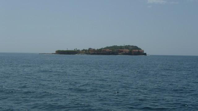 Остров Горе