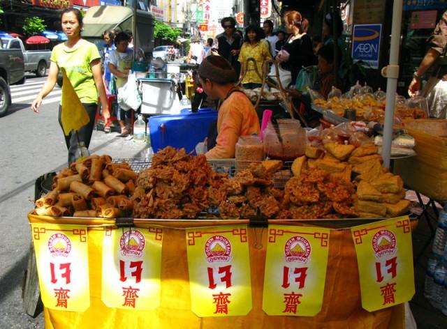 Чайна-таун в Бангкоке. 10