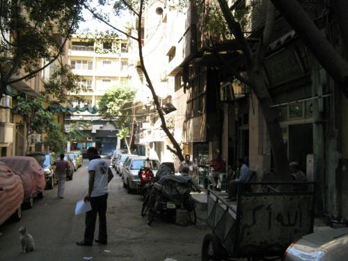 улица прачечных и антикваров