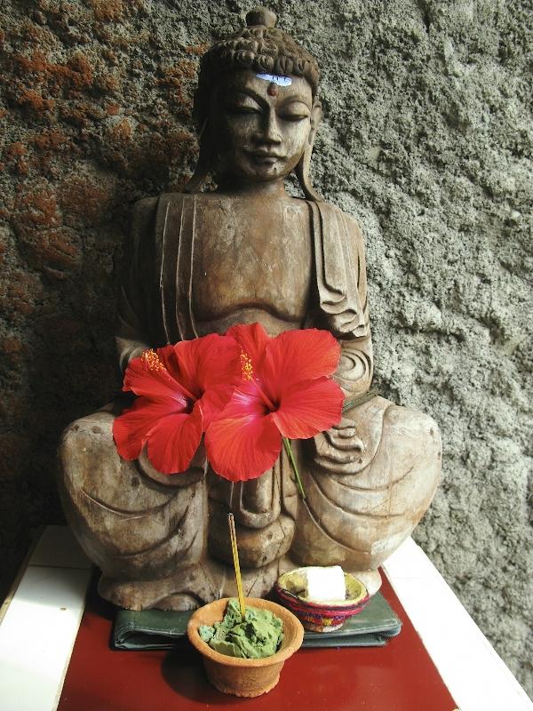 Прежде всего, наш Буддочка