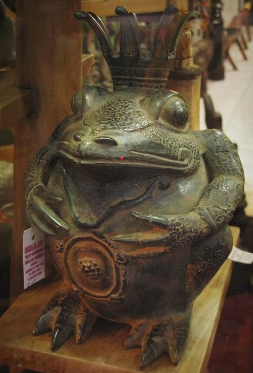 Царь-жаба