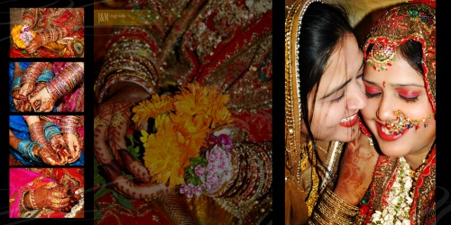 Indian wedding by J&M Image Studio
