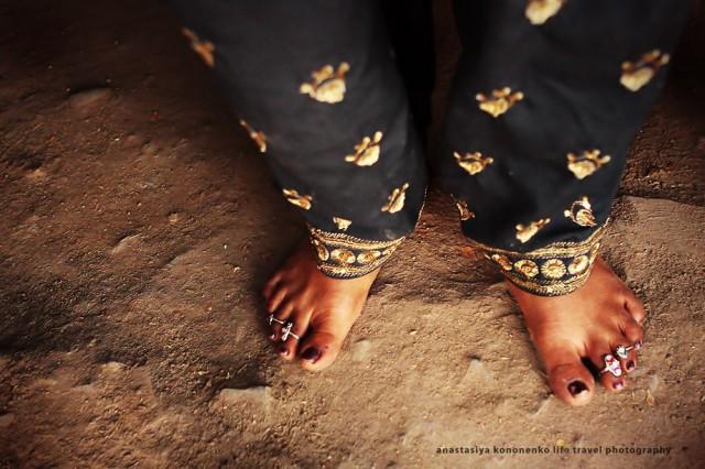 Ноги Любимой Старшей сестры