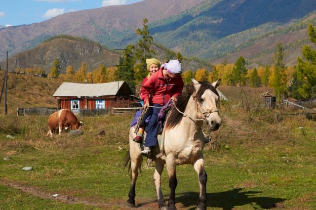 Село Кучерла 1