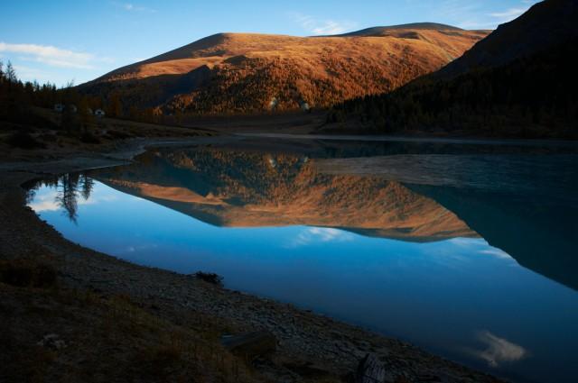 Аккемское озеро 9