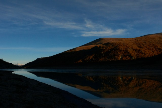 Аккемское озеро 1
