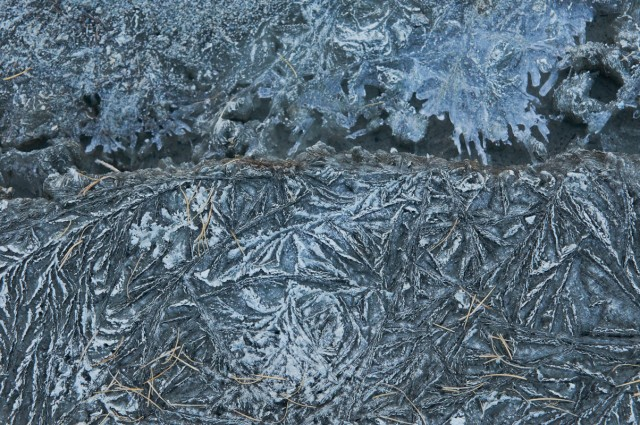 Ледяные узоры 2