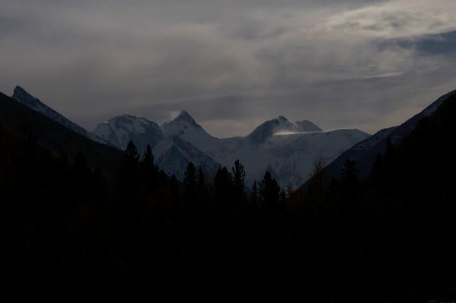 Его горы