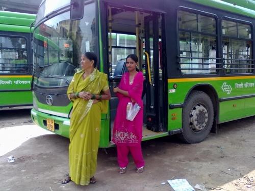 наш 120й маршрут оборудован новыми автобусами