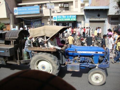 тоже очень популярный транспорт