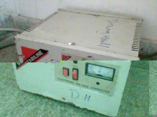 этот прибор выравнивает скачки напряжения электричества