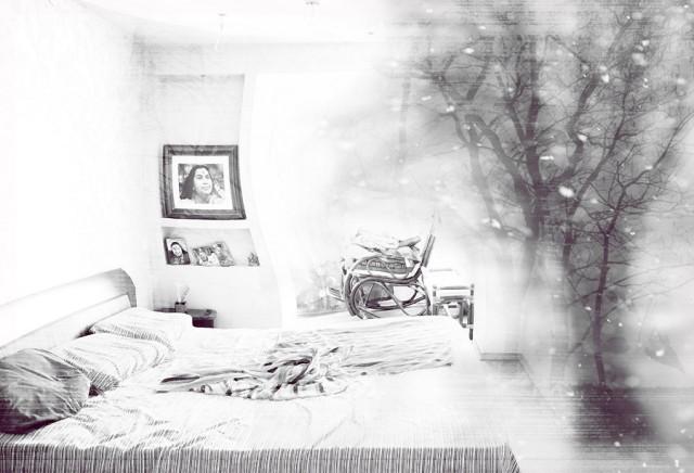портрет одной комнаты