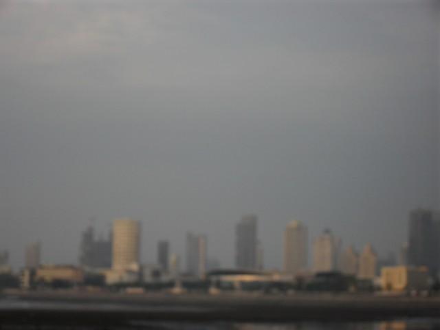 Смог над Мумбаем