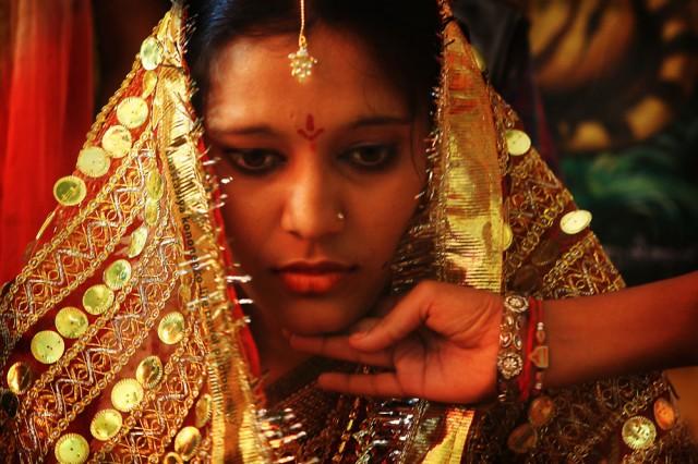 Невеста Дхармавати.