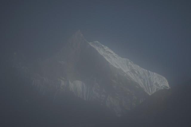 Вершина в тумане