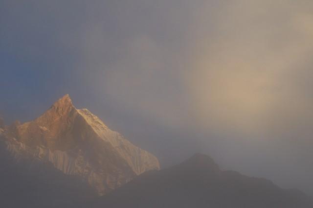 Закатно-облачное