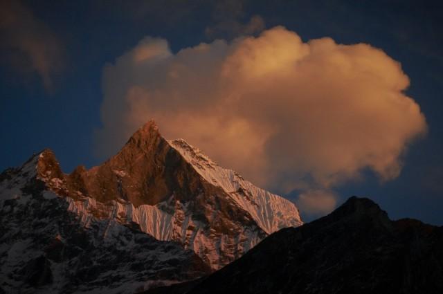 Облака над Маччапуччаре 6