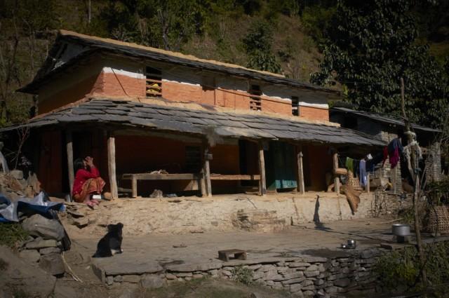 Традиционное жилище
