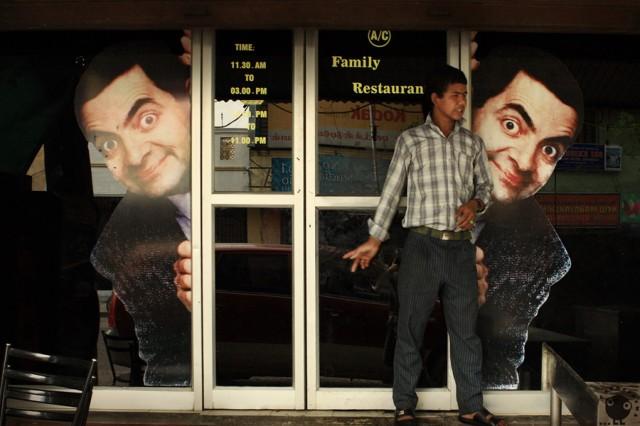 Mr. Bean-ы