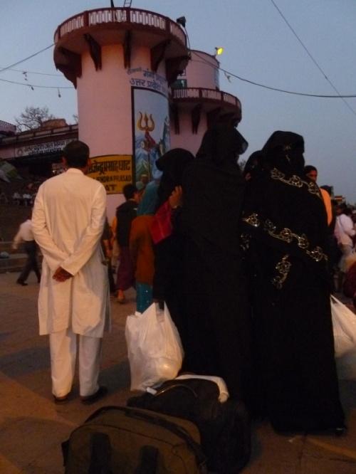 муслимские тетьки на пудже
