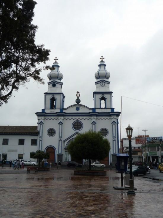 Ипиалес. Колумбия.