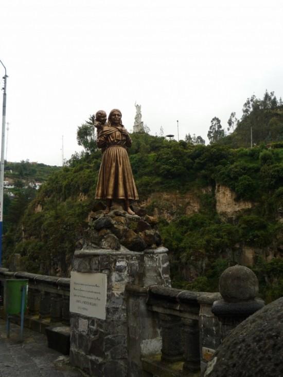 и статуй разно-всяческих..